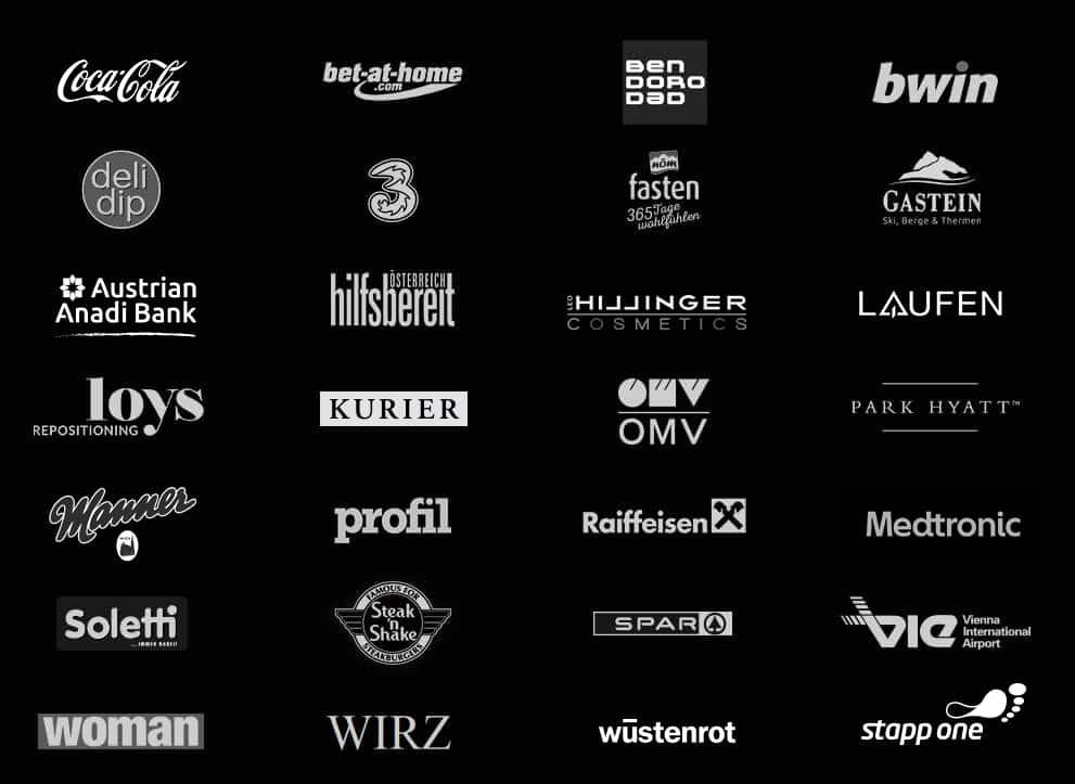 Marken für die wir tätig waren